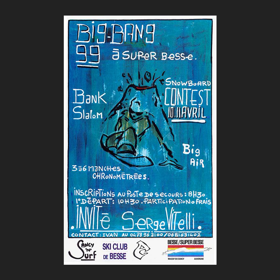 BIG BANG 99