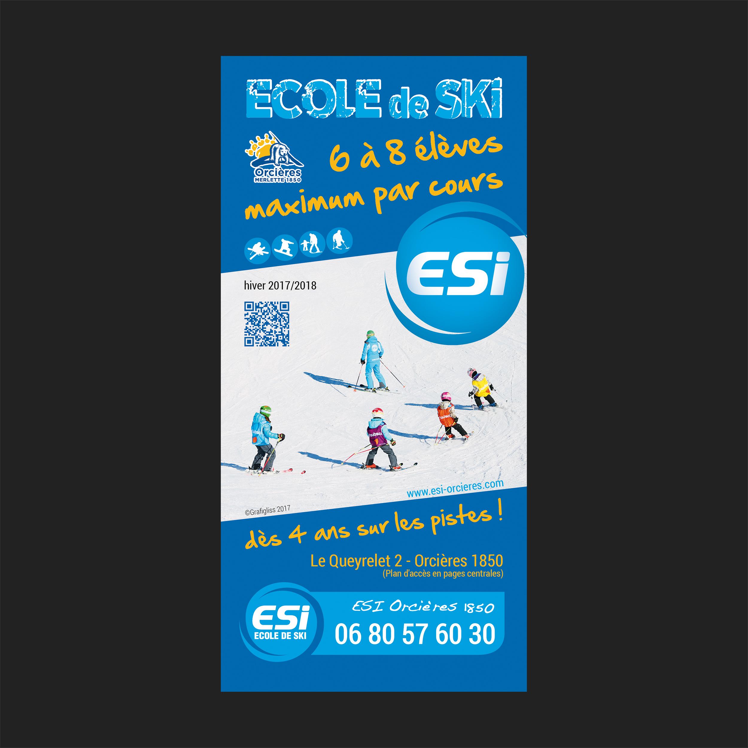 Brochure ESI Orcières