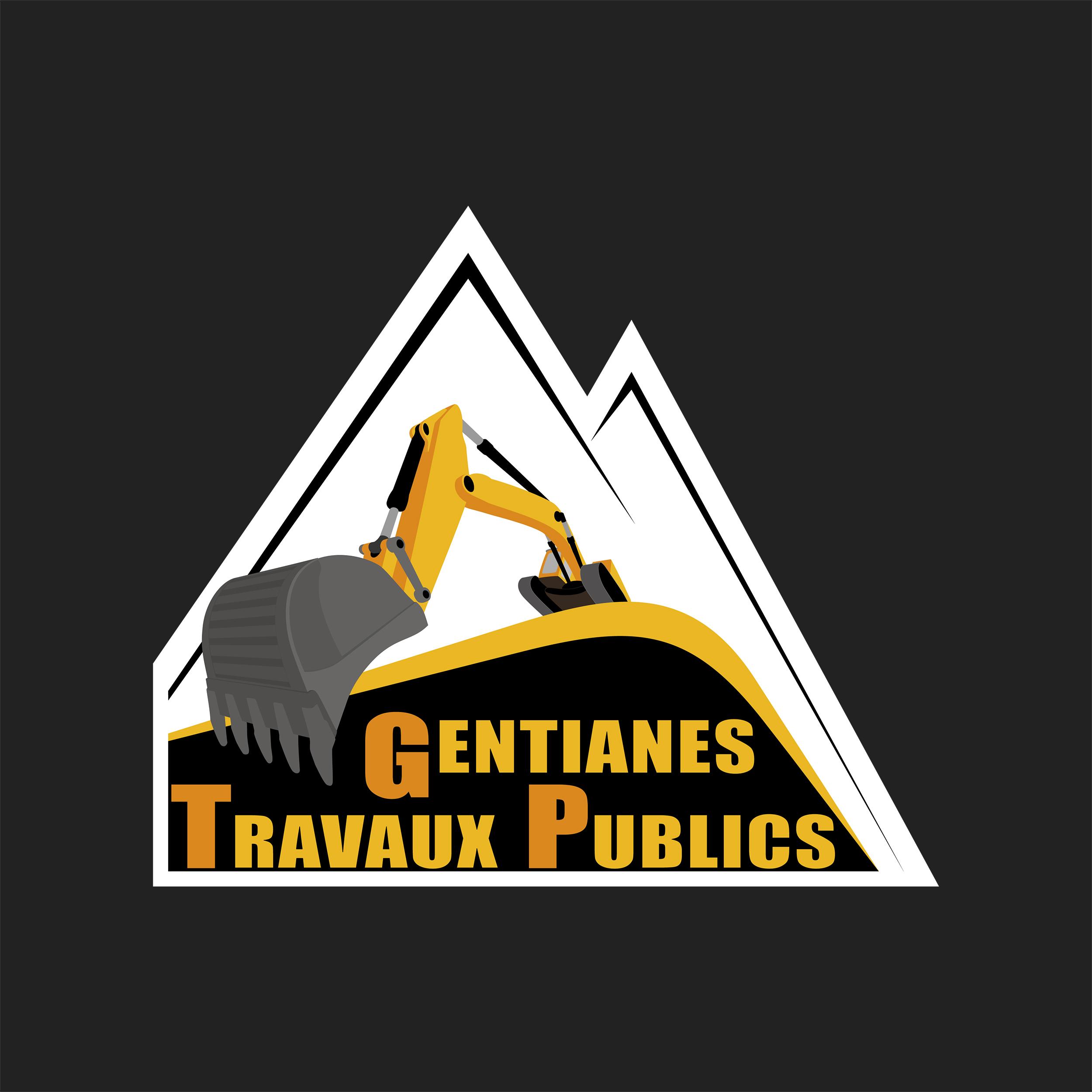 Logo Gentianes TP