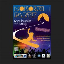 Monoski Party 2019