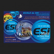 Encart Brochure Odalys