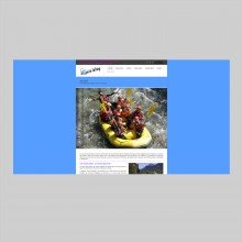 Site Pure Rafting