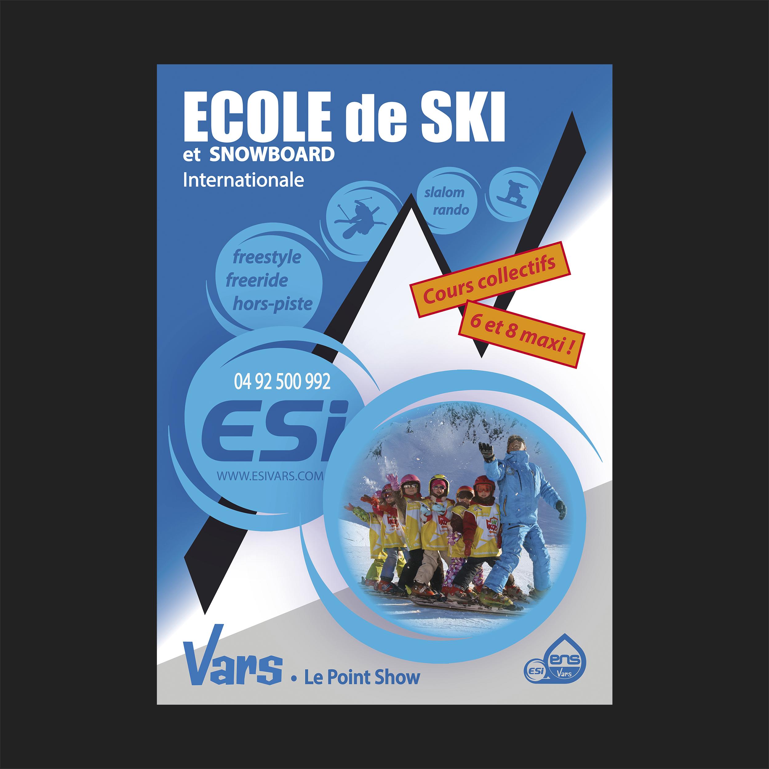 Affiche ENS 8 maxi 2015