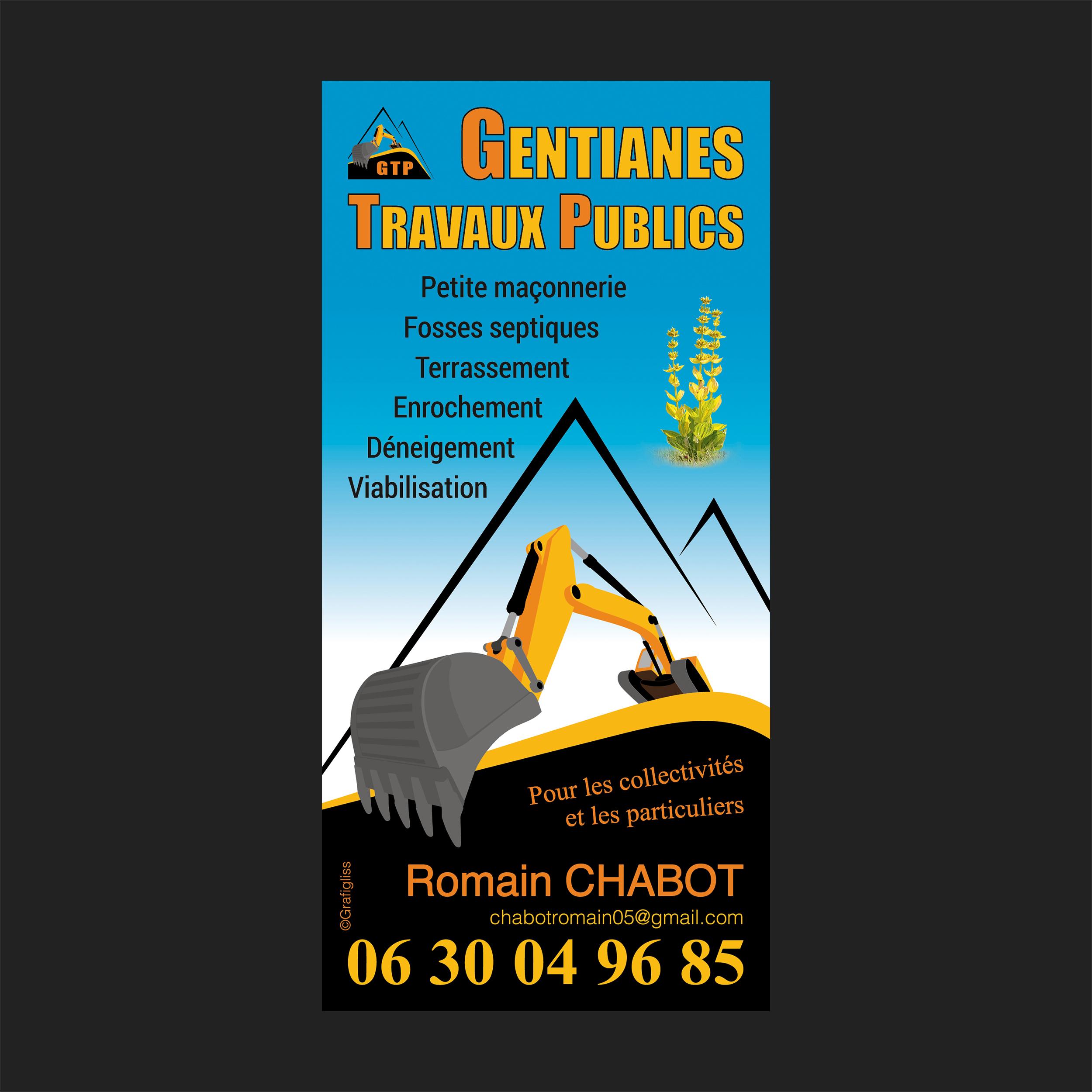 Flyer Gentianes TP