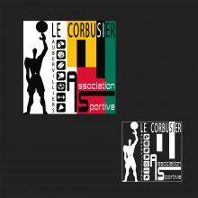 Logo T-shirt Le Corbu