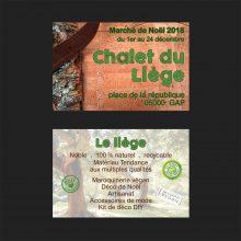 Carte Chalet du Liège